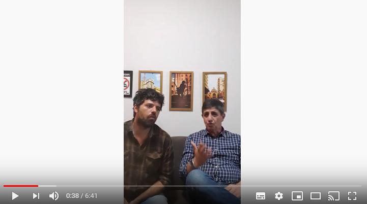 Love-TV- Dois divorciados falando sobre relacionamentos